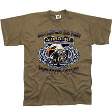 US Army Fallschirmspringer Eagles Airborne Special Forces T-Shirt * 3193