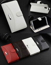 Fashion Wallet PU Leather Stand Case Cover For  All kinds of mobile phone models