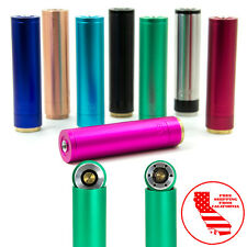 Manhattan Style Mechanical Mod Industrial Magnet Button Copper Contacts Color Op