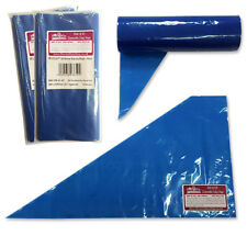 Icing Bags Disposable - 21 INCH BLUE - For Icing, Cake Decorating & Piping