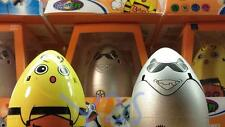 New Cheerson 6057 4CH 2.4G 6-Axis 3D Flying Egg RC Quad copter Silver Yellow