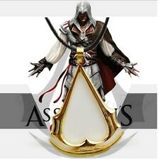 free shipping charms alloy Necklace Assassin's Creed pendants lot two colors