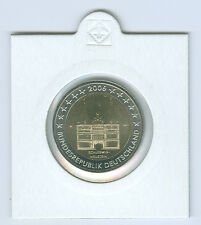 BRD Commemorative Coins 2 Euro Stamp Shine (Choese Between 2006-2014 & ADJGJ)