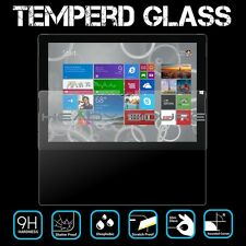 Premium 0.33mm Real Tempered Glass Screen Protector for iPad Samsung Sony Tablet