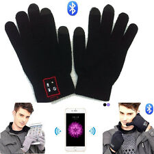 Touch Iglove Screen Gloves Smartphone Bluetooth Hi Call Headset Speaker Phone