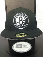 NBA BROOKLYN NETS 59FIFTY AUTHENTIC FITTED CAP - ASST. SIZES -