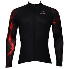 Lava arm style Cycling Clothing Bike Sportwear Bicycle Long Sleeve Jersey Top