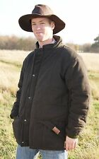 Bronte Quilted Moleskin Jacket 100% Cotton & Fully Machine Washable - Bakewell