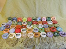Yankee Candle - Tarts - You Choose,  Many Scents,  List  #4  NEW