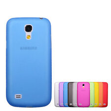 Ultra Thin Slim 0.3mm Clear PP Hard Case Cover for Samsung Galaxy S4 Mini i9190