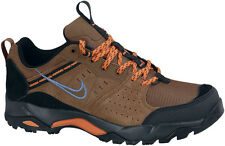 Nike Salbolier ACG Low Hiking Trail Shoes Boots 380585-248 Brown Blue 10 11 Mens