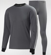 Helly Hansen Lifa Dry 2-Pack Charcoal NEW