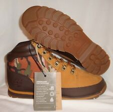 Timberland 6264A Earthkeepers Mens size Wheat Camo Panel Shoes Camouflage Boots