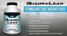 RSP Nutrition QuadraLean Weight Loss 150 Capsules Free Shipping SALE
