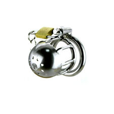 The Pepper Pot Stainless Steel Male Chastity Device - Fetish