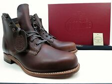NIB Men's Wolverine 1000 Mile Boot Brown Multiple Sizes Available WO5301