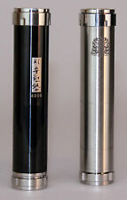 Chi You Mechanical Mod 1:1.  Black / Stainless. Compete 3 Tube Mod