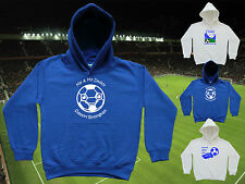BIRMINGHAM CITY Football Baby/KidsHoodie/Hoody-Boy/Girl-Personalised Name&Number