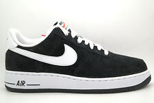 [488298-064] NIKE AIR FORCE 1 UPTOWN MENS SHOES BLACK WHITE