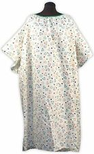 Nobles Health Care Big Size 5X Hospital Medical Gown 4 Different Colors NEW