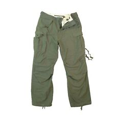 2601 Rothco Olive Drab Vintage M-65 Field Pants