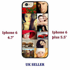 Personalised Photo Collage Phone Case For Apple iPhone and Samsung Galaxy Series