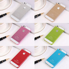 New Style Multicolor Frame Luxury Chrome Hard Back New Case Cover For iPhone