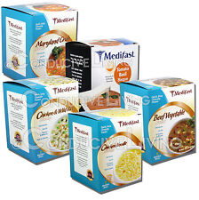 MEDIFAST ® SOUPS | YOUR CHOICE OF FLAVORS | CL = THE MOST TRUSTED SELLER