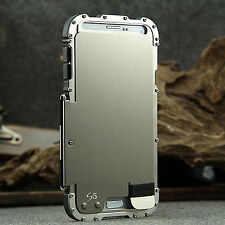 Hot Luxury Armor Iron Man Metal Aluminum Case Cover For Samsung Galaxy S5 I9600