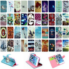Deluxe G Wallet Leather Flip Case Cover For Samsung Galaxy S Duos S7562 S7580