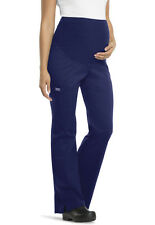 Cherokee Scrubs Core Stretch Maternity Pant 4208 Navy NAVW    FREE SHIPPING