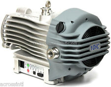 Edwards nXDS10i 6.7 cfm Dry Scroll Vacuum Pump Oven w/ Filter & Fitting Oil Free