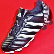 NEW Boy's Youth's ADIDAS PUNTERO VIII TRX FG  Black/White Soccer Cleats Shoes