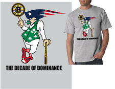 THE DECADE OF DOMINANCE T-SHIRT