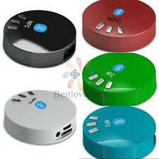 High quality NFC Bluetooth 4.0 Audio Stereo Music Receiver Speaker Adapter