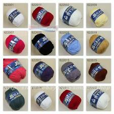 Sale 1Ball X 50g soft WORSTED Thick Hand-woven 100% Cotton Knitting Yarn