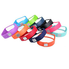 Replacement Wrist Band w/Clasp Bracelet For Samsung Galaxy Gear Fit  Watch BL