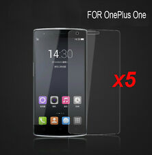 5x Anti-Glare Matte/ Clear LCD HD Screen Protector Film for OnePlus One+ A0001