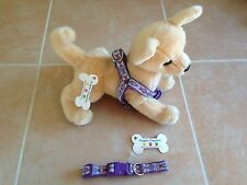 Douglas Paquette Dog Collars, Leads or Harnesses - Kissing Fish Style