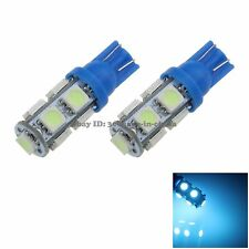 T10 168 194 W5W 9 SMD 5050 LED Car Clearance Lamp Side Light Bulb 12V