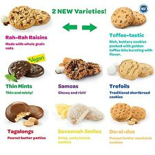 2015 GIRL SCOUT COOKIES  Choose Your Favorite Cookie Fresh Ready to Ship