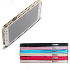 Ultra Thin Metal Aluminium Alloy Bumper Frame Case For Samsung Galaxy S4 i9500