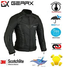 Aircon Motorbike Motorcycle Jacket Waterproof CE Armours Summer All sizes