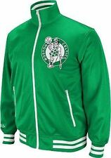 NWT NBA Mitchell & Ness Hardwood Classics Boston Celtic's Warm-up Jacket