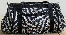 NEW  Lululemon SeaWheeze Keep On Running Duffle Bag SPECIAL EDITION