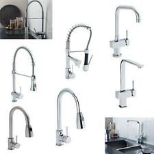 Designer Chef Master Professional Pull Out Rinser Kitchen Sink Swivel Mixer Tap