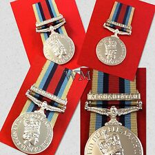 Replacement Quality OSM Afghanistan Full Size Medal OP Herrick Afghanistan Medal