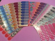 Jamberry Nail Wraps Half Sheet Going Going Gone Recently Retired