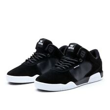 Supra Ellington 2015 Trainer Black/White-White (S73021)