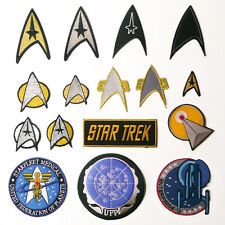 THE STAR TREK PATCH SHOP - All Series, All Movies, Low Prices, UK, Free Postage!